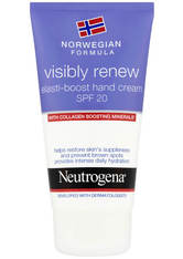 NEUTROGENA - Neutrogena Norwegian Formula Visibly Renew Hand Cream SPF20 75 ml - HÄNDE