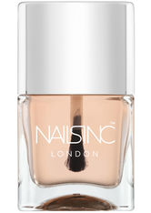 NAILS INC. - nails inc. 45-Sekunden-Überlackmit Kensington-Kaviar - BASE & TOP COAT