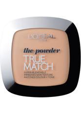 L'Oréal Paris True Match Powder Foundation (verschiedene Farbtöne) - Golden Beige
