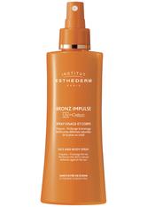 INSTITUT ESTHEDERM - Institut Esthederm Bronz Impulse Face And Body Spray 150 ml - SELBSTBRÄUNER