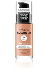 Revlon Colorstay Make-Up Foundation für normale-trockene Haut (Verschiedene Farbtöne) - Honey Beige