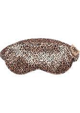 Slip Limited Edition Silk Sleep Mask - Rose Leopard