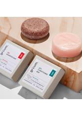 Grüum Shampoo Bars hår Plastikfreies festes Shampoo - Revitalisierend Haarshampoo 50.0 g
