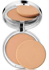 Clinique Stay-Matte Sheer Pressed Powder 7.6g Sandstone (Medium, Warm)