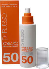 DR. RUSSO - Dr. Russo Once a Day SPF50 Sun Protective Invisible Mist 150ml - Sonnencreme