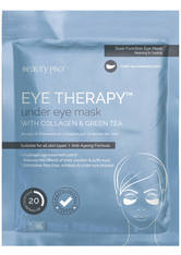 BEAUTYPRO - BeautyPro Eye Therapy Under Eye Mask with Collagen and Green Tea Extract (3 Anwendungen) - AUGENMASKEN