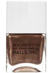 NAILS INC. - NAILSINC Beach Bottled Nail Polish 14ml Living For The Tan Lines - NAGELLACK