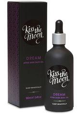 KISS THE MOON - Kiss the Moon AfterDark Badeöl Dream (100 ml) - DUSCHEN & BADEN