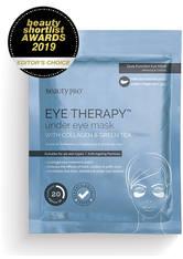 BEAUTYPRO - BeautyPro Eye Therapy Under Eye Mask with Collagen and Green Tea Extract (3 Anwendungen) - AUGENMASKEN