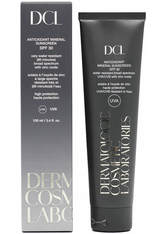 DCL Skincare Antioxidant Mineral SPF30 Water Resistant UVA/UVB Protection Cream 100ml