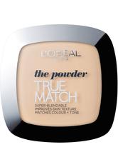 L'Oréal Paris True Match Powder Foundation (verschiedene Farbtöne) - Golden Ivory
