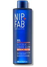 NIP+FAB - NIP+FAB Glycolic Fix Liquid Glow Extreme XXL Tonic 200ml - GESICHTSWASSER & GESICHTSSPRAY