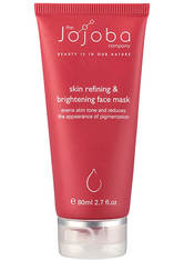 THE JOJOBA COMPANY - The Jojoba Company Skin Refining and Brightening Face Mask 80ml - CREMEMASKEN