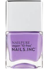 NAILS INC. - NAILSINC Nail Pure Nail Polish 14ml It's Cool To Be Kind - NAGELLACK