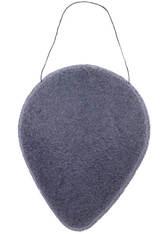 INVOGUE Produkte So Eco - Konjac Sponge - Charcoal Schwamm 1.0 pieces