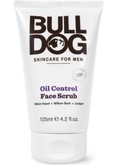 Bulldog Skincare For Men Oil Control Face Scrub 125ml