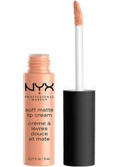 NYX Professional Makeup Soft Matte Lip Cream Liquid Lipstick  8 ml Nr. 16 - Cairo