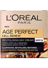 L'ORÉAL PARIS - L'Oreal Paris Dermo Expertise Age Perfect Cell Renew Advanced Restoring Day Cream - SPF15 (50 ml) - Tagespflege