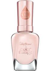 SALLY HANSEN - Sally Hansen Colour Therapy Nail Varnish 14.7ml (Various Shades) - Savasan-ahhh - Nagellack