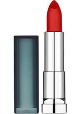 Maybelline Color Sensational Mattes Lipstick (verschiedene Schattierungen) - Siren in Scarlett