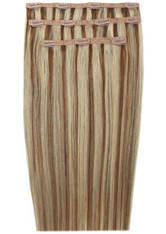 BEAUTY WORKS - Beauty Works Deluxe Clip-In-Hair- Extensions 18 Zoll - Honey Blonde 6/24 - EXTENSIONS & HAARTEILE