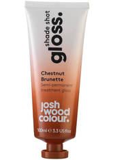 JOSH WOOD COLOUR - Josh Wood Colour Shade Shot Gloss Chestnut Brunette Treatment 100ml - HAARTÖNUNG