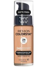 REVLON - Revlon ColorStay Make-Up Foundation for Combination/Oily Skin (Various Shades) - Medium Beige - Foundation