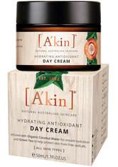 A'KIN - A'Kin Rose De Mai Antioxidative Tagescreme (50ml) - TAGESPFLEGE