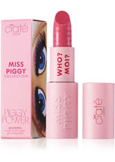 Ciaté London x Miss Piggy Piggy Power Lipstick 3.5ml