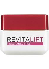 L'ORÉAL PARIS - L'Oréal Paris Revitalift Fragrance Free Lifting Day Cream with Natural Probiotic Extracts 50ml - Tagespflege