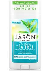 JASON Purifying Tea Tree Pure Natural Deodorant Stick 71g