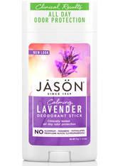 JASON Calming Lavender Pure Natural Deodorant Stick 71g