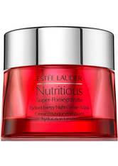 ESTÉE LAUDER - Estée Lauder Nutritious Super-Pomegranate Radiant Energy Night Crème/Mask 50ml - NACHTPFLEGE