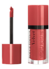 BOURJOIS - Bourjois Rouge Edition Velvet Liquid Lipstick 6.7ml 04 Peach Club - LIQUID LIPSTICK