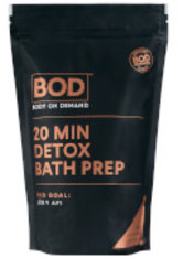 BOD - BOD 20min Detox Bath Prep - Charcoal 1kg - DUSCHEN & BADEN