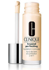 Clinique Beyond Perfecting Foundation und Concealer 30ml - WN 01 Flax