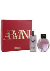 GIORGIO ARMANI - Armani Diamonds Rose 50ml Christmas Gift Set - DUFTSETS