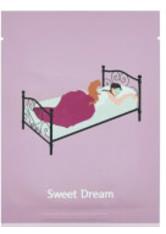 PACKage Sweet Dream Deep Sleeping Mask (1 Maske) - PACKAGE