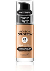 Revlon ColorStay Make-Up Foundation for Combination/Oily Skin (Various Shades) - Rich Tan