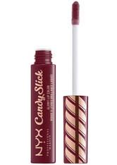 NYX Professional Makeup Candy Slick Glowy Lip Gloss (Various Shades) - Cherry Cola