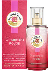 ROGER&GALLET - Roger&Gallet Gingembre Rouge Fresh Fragrant Water Spray 50 ml - PARFUM
