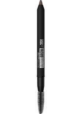 Maybelline Tattoo Brow Semi Permanent 36Hr Eyebrow Pencil 9.36g (Various Shades) - 7 Deep Brown