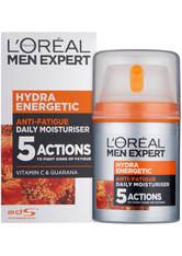 L'ORÉAL PARIS MEN EXPERT - L'Oréal Men Expert Hydra Energetic Daily Anti-Fatigue Moisturising Lotion (50ml) - GESICHTSPFLEGE