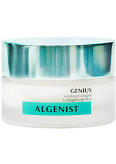 ALGENIST - Algenist - Genius Sleeping Collagen, 60 Ml – Nachtcreme - one size - Nachtpflege