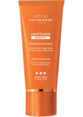 Institut Esthederm Adaptasun Sensitive Skin Protective Tanning Care Face Cream - Strong Sun 50ml