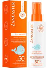 Lancaster Sun Care Clean Sun Sensitive Kids Milky Spray SPF 50 Sonnencreme 150.0 ml