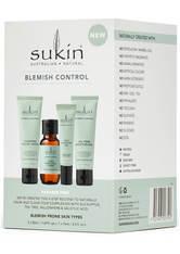 SUKIN - Sukin Blemish Control Kit (3x 50ml 1x 15ml) - PFLEGESETS