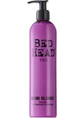 Bed Head by Tigi Dumb Blonde Shampoo for Damaged Blonde Hair 400ml