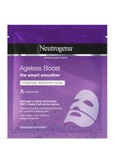 NEUTROGENA - Neutrogena Ageless Boost Hydrogel Recovery Mask 30 ml - TUCHMASKEN