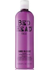 Bed Head by Tigi Dumb Blonde Shampoo for Damaged Blonde Hair 750ml